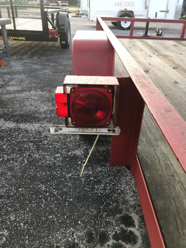 2016 Other 2016/MENTZE Utility Trailer
