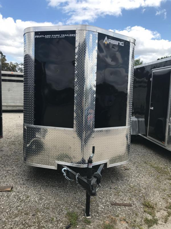2021 Arising 710VSRB Enclosed Cargo Trailer