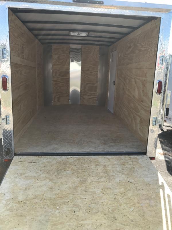 2021 Arising 712VTRB Enclosed Cargo Trailer