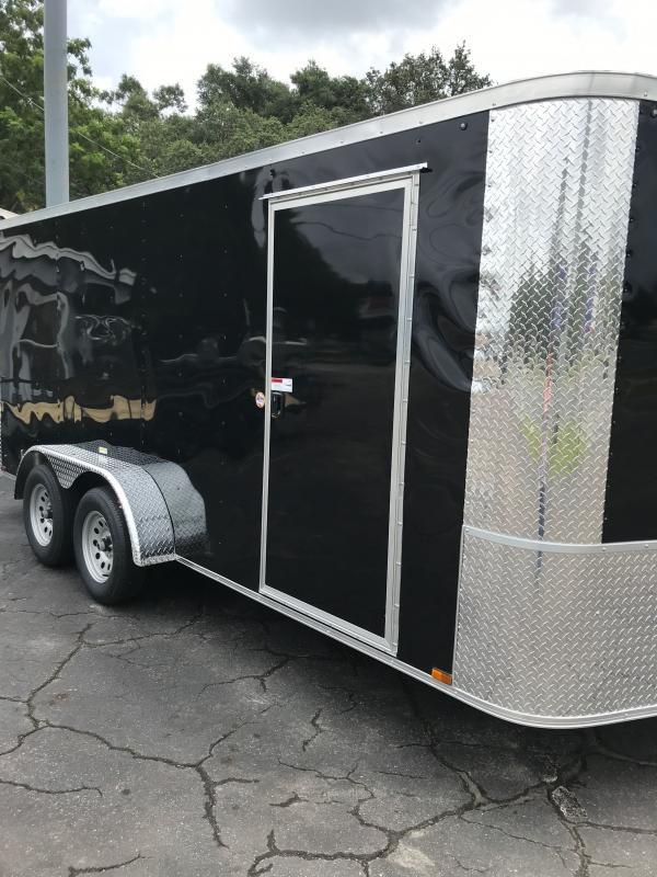 2022 Arising 716VTDB Enclosed Cargo Trailer