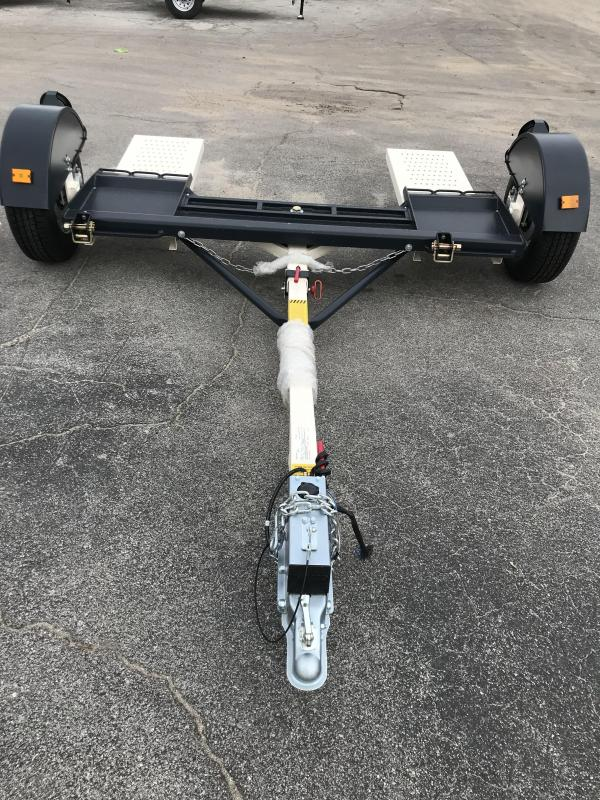 2021 Stehl-Tow ST80TD S/B Tow Dolly