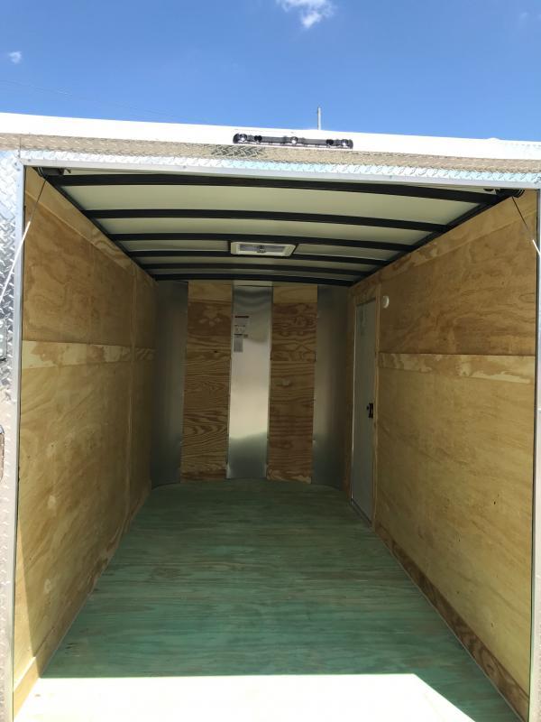 2021 Arising 612VSRR Enclosed Cargo Trailer