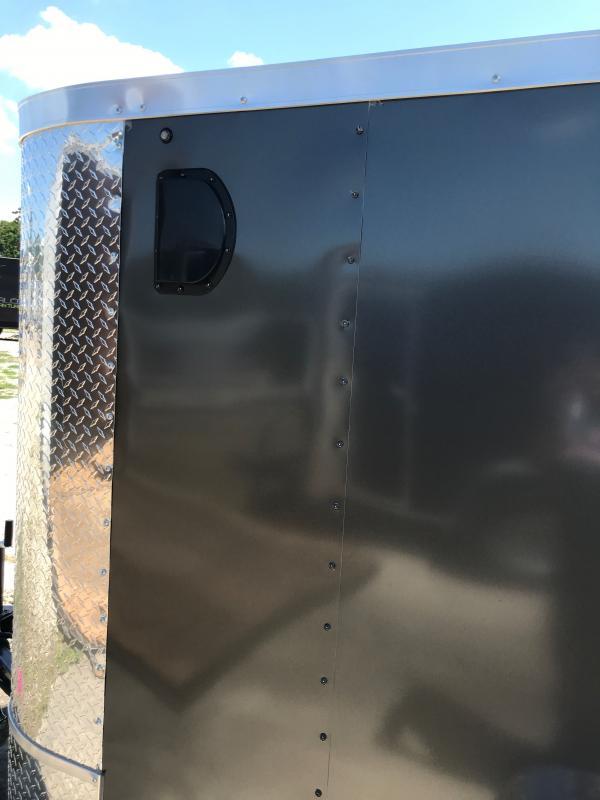 2021 Arising 56VSRMC Enclosed Cargo Trailer