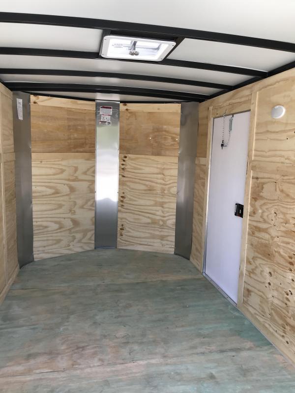 2021 Arising 710VSRSM Enclosed Cargo Trailer