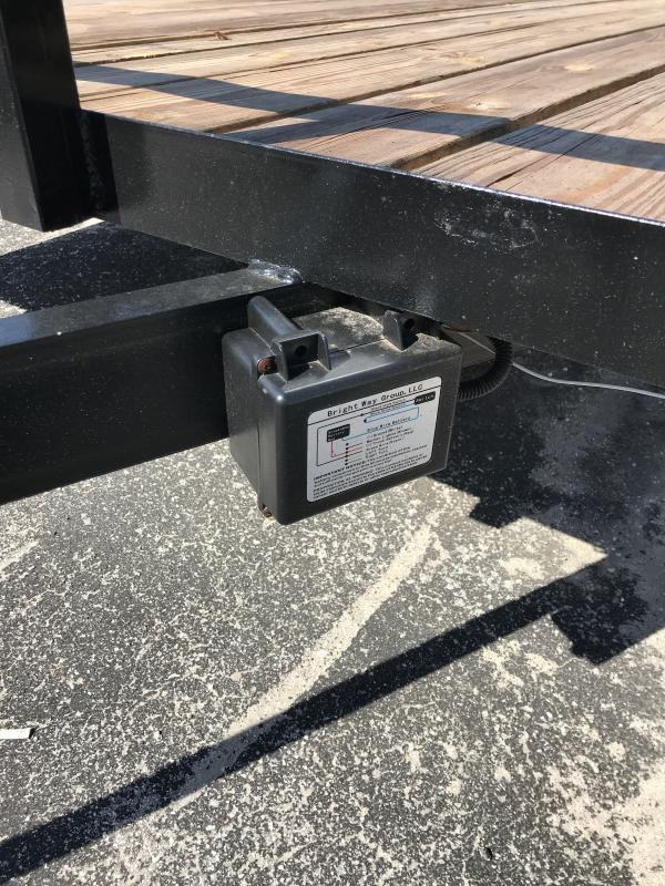 2021 TU 7x18TA HD / Utility Trailer / Braked