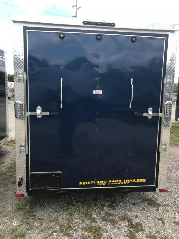 2021 Arising 612VSRIB Enclosed Cargo Trailer