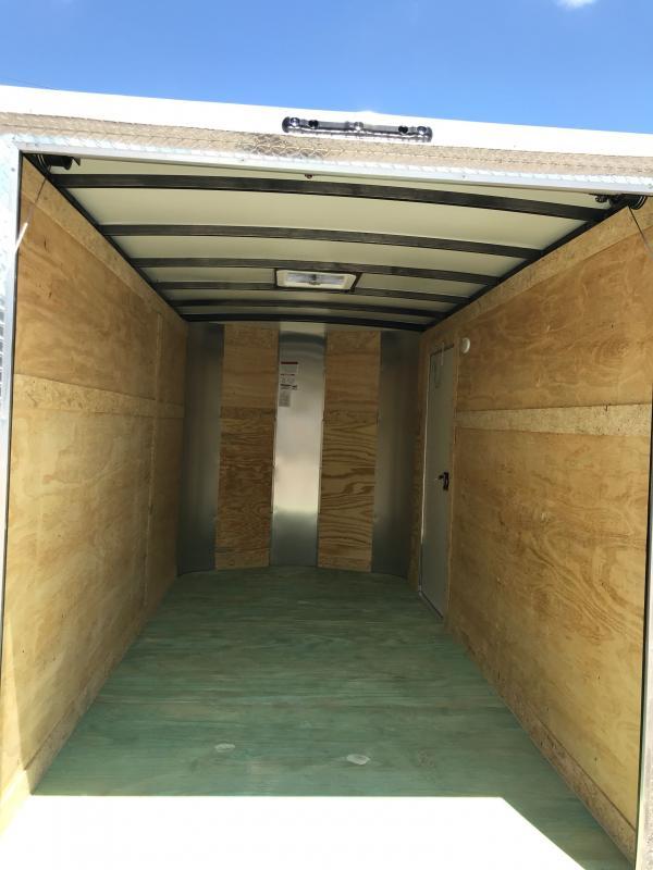 2021 Arising 612VSRW Enclosed Cargo Trailer