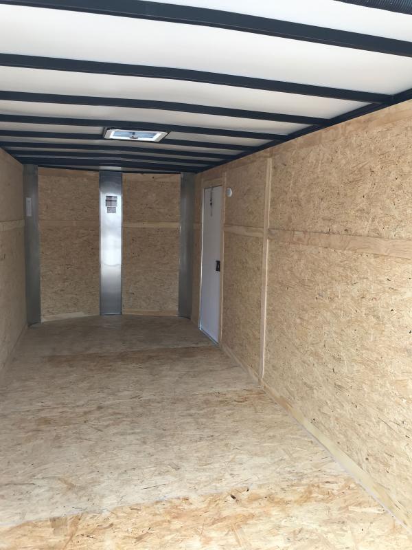 2021 Arising 716VTRW Enclosed Cargo Trailer