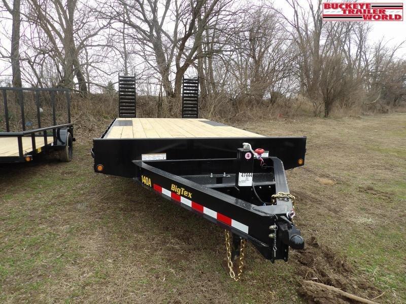 2021 Big Tex Trailers 14OA-17+3 Equipment Trailer