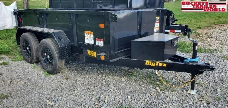 2022 Big Tex Trailers 70SR-10-5W Dump Trailer