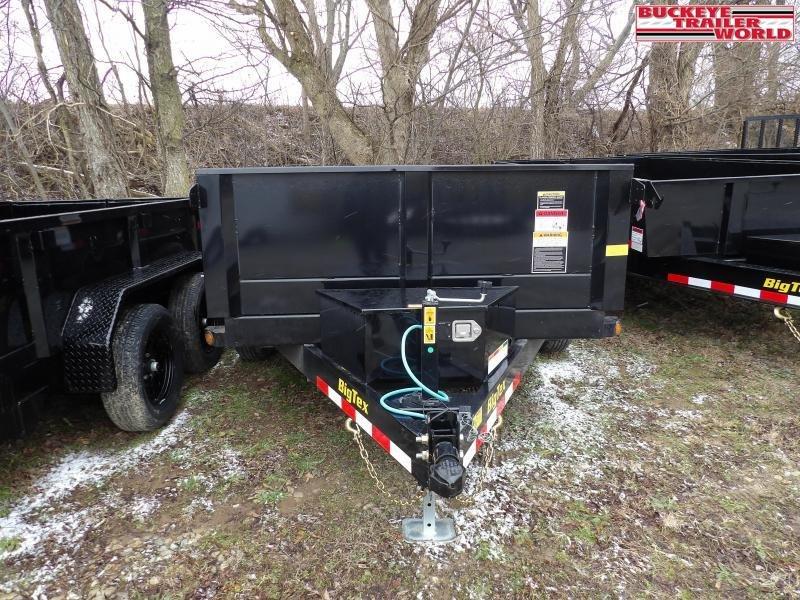 2021 Big Tex Trailers 90SR-10BK Dump Trailer