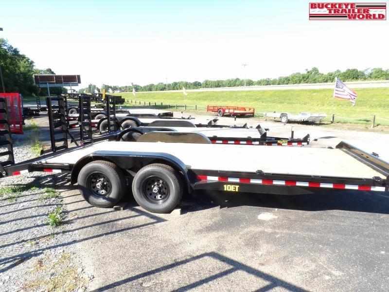 2020 Big Tex Trailers 10ET-20 Equipment Trailer