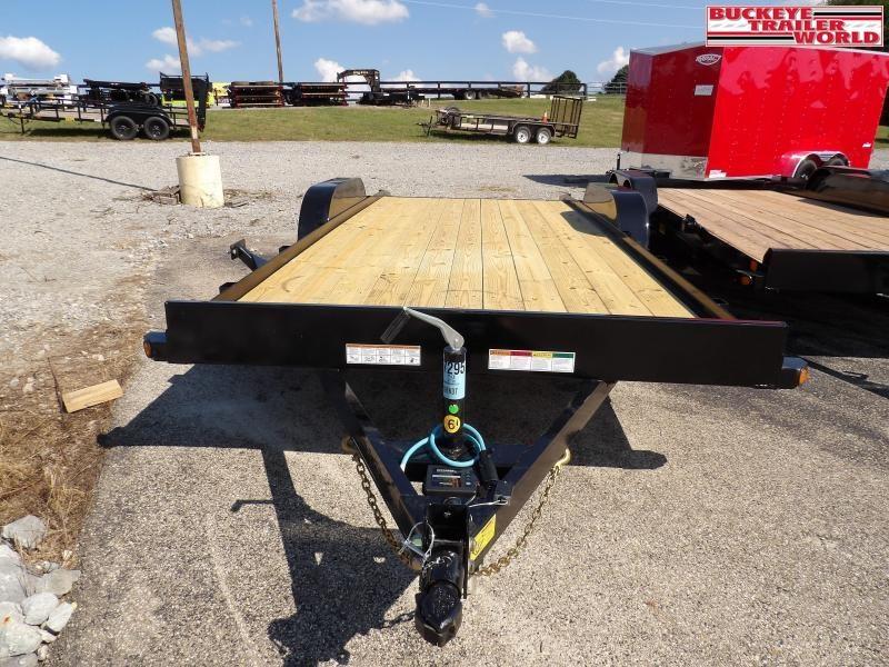 2022 Big Tex Trailers 70CH-20-2BDT Car / Racing Trailer w/ Dovetail