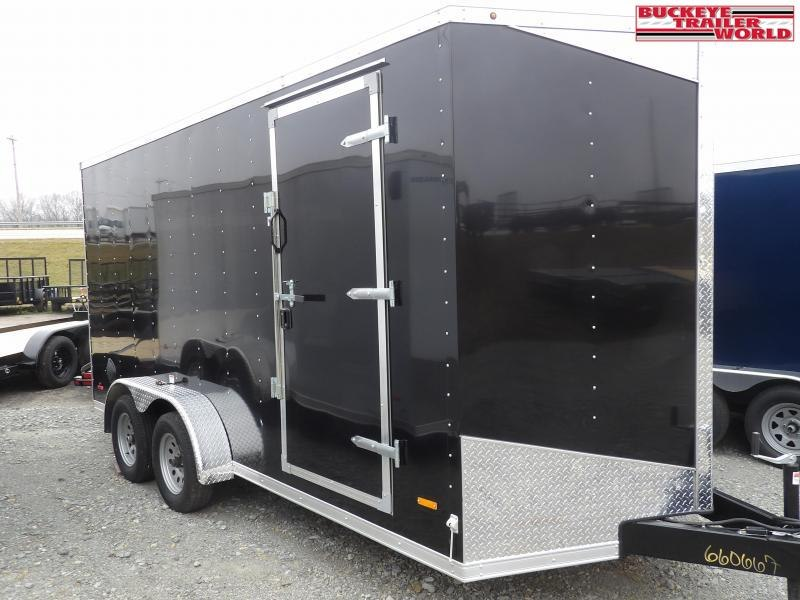 2021 RC Trailers RDLX 7x16 TA2 Enclosed Cargo Trailer