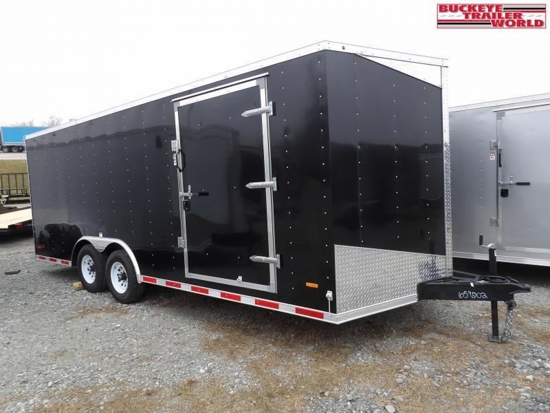 2020 RC Trailers RDLX8.5x20 TA3 Enclosed Cargo Trailer