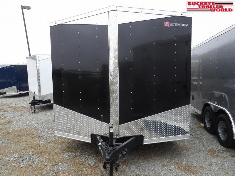 2020 RC Trailers RDLX8.5x20 TA3 Enclosed Cargo Trailer
