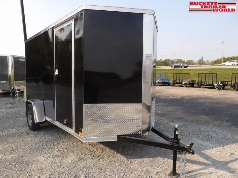 2022 Cross Trailers 6x12 Alpha Enclosed Cargo Trailer