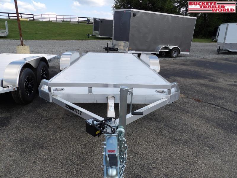 2022 Aluma 8218 TILT(5.2k) Utility Trailer