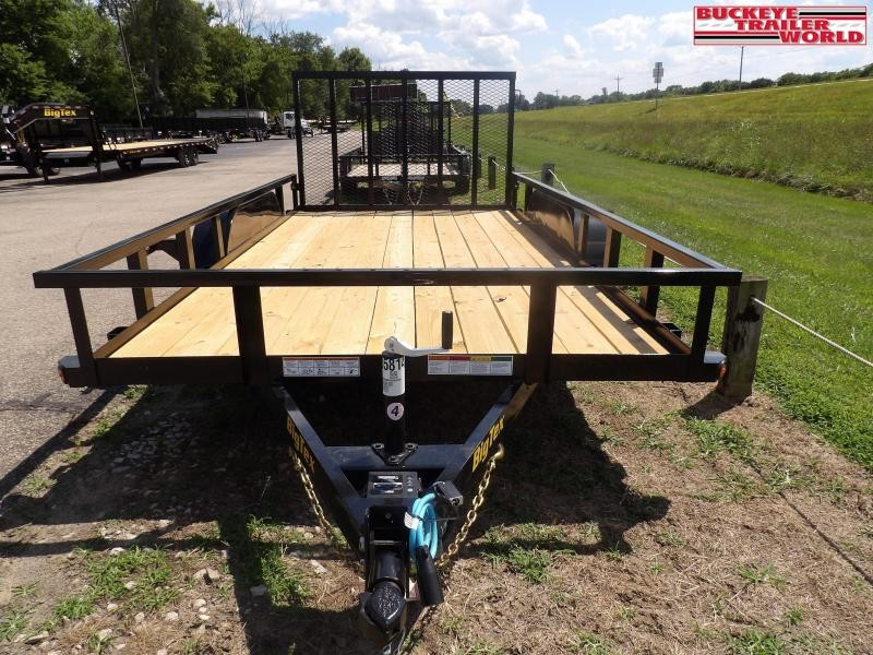 2022 Big Tex Trailers 70PI-14X Utility Trailer