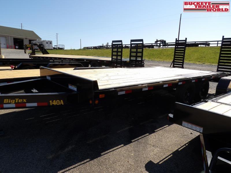 2021 Big Tex Trailers 14OA-20 Equipment Trailer