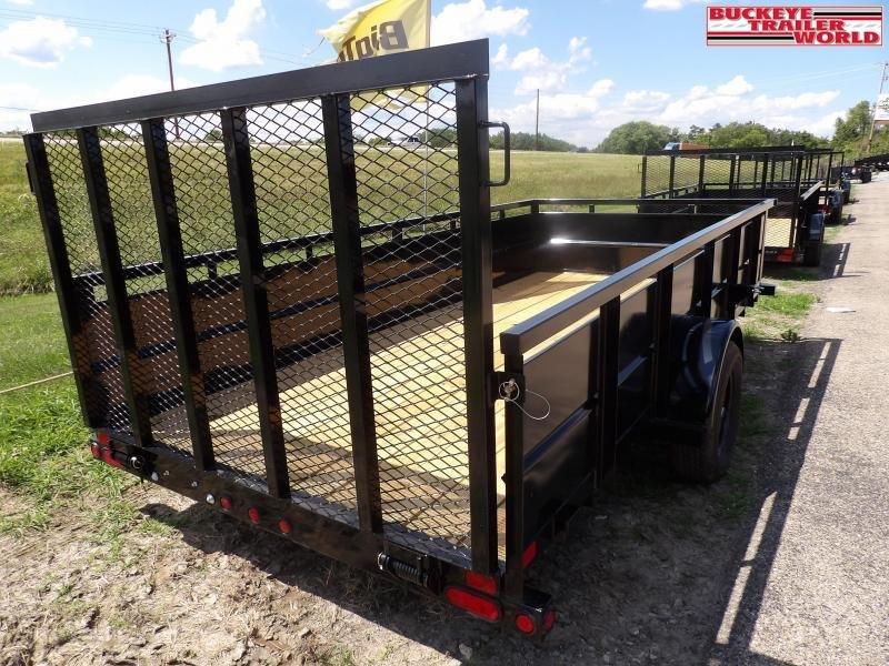 2022 Big Tex Trailers 35SV-14 Utility Trailer