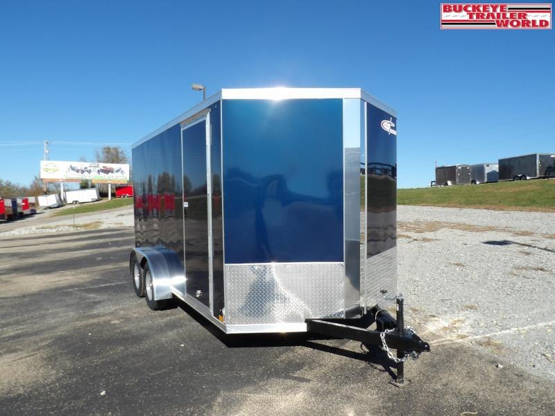"2021 Cross Trailers Cross 7x14 Alpha 6"" Extra Height Enclosed Cargo Trailer"