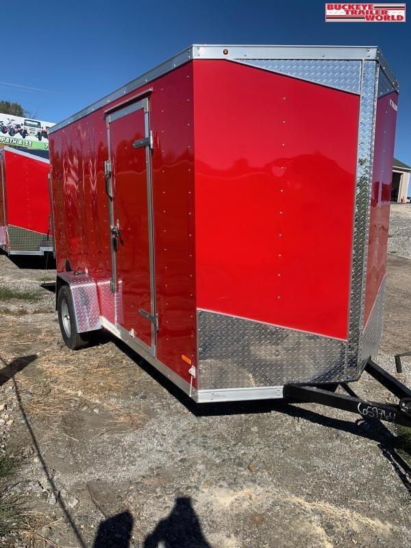 2021 RC Trailers RDLX 6x12SA Enclosed Cargo Trailer