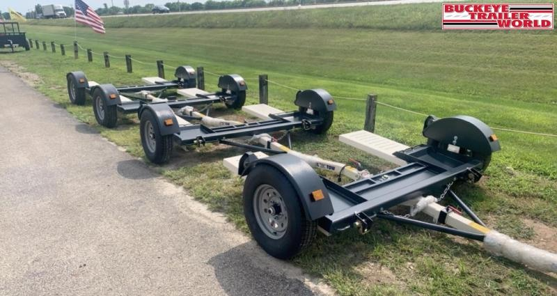 2021 Stehl ST80TD Tow Dolly