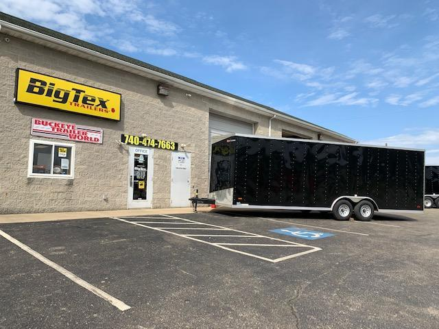 2020 RC Trailers RDLX8.5x24TA Enclosed Cargo Trailer