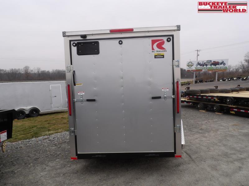 2021 RC Trailers RDLX 6x10 SA Enclosed Cargo Trailer