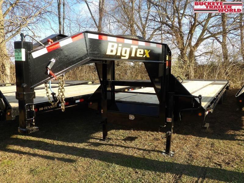 2020 Big Tex Trailers 22GN-30+5MR Flatbed Trailer