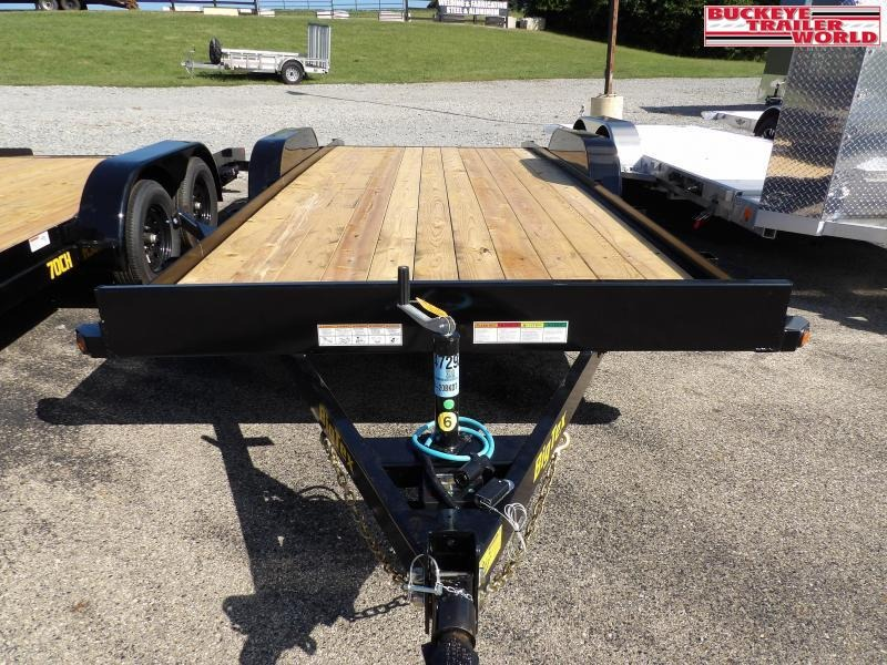 2022 Big Tex Trailers 70CH-20(DT) Car / Racing Trailer w/ Dovetail