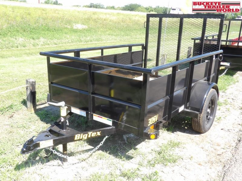 2020 Big Tex Trailers 30SV-08 Utility Trailer