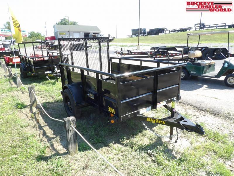 2020 Big Tex Trailers 30SV-08 Utility Trailer