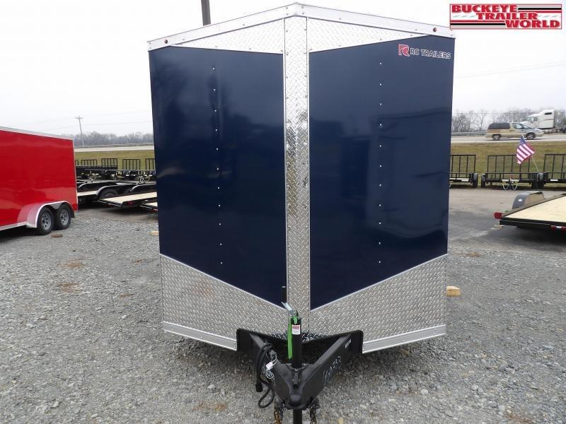 2021 RC Trailers RDLX 7x14 TA2 Enclosed Cargo Trailer