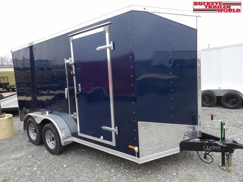 2021 RC Trailers RDLX 7x14 TA2 Enclosed Cargo Trailer