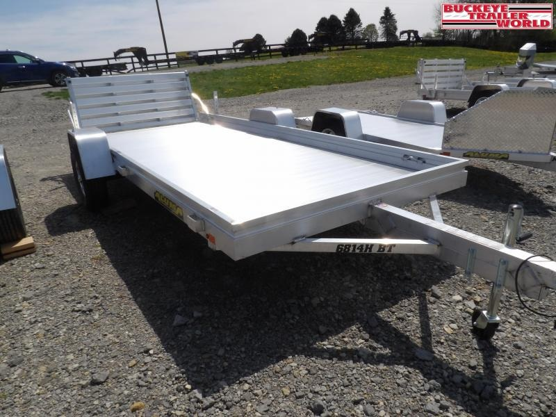 2022 Aluma 6814H-S-BT Utility Trailer