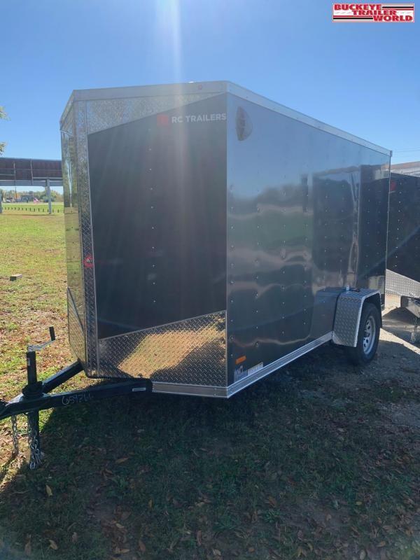 2021 RC Trailers RC RDLX 6x12SA Enclosed Cargo Trailer