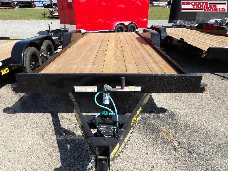 2022 Big Tex Trailers 70CH-20-2B Car / Racing Trailer Straight Deck