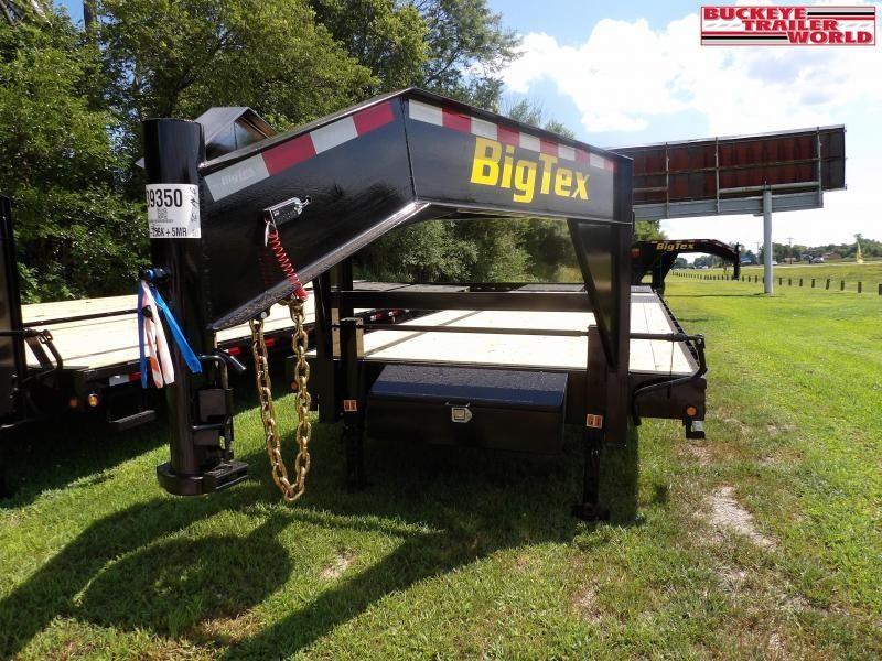 2022 Big Tex Trailers 14GN-25+5 Flatbed Trailer