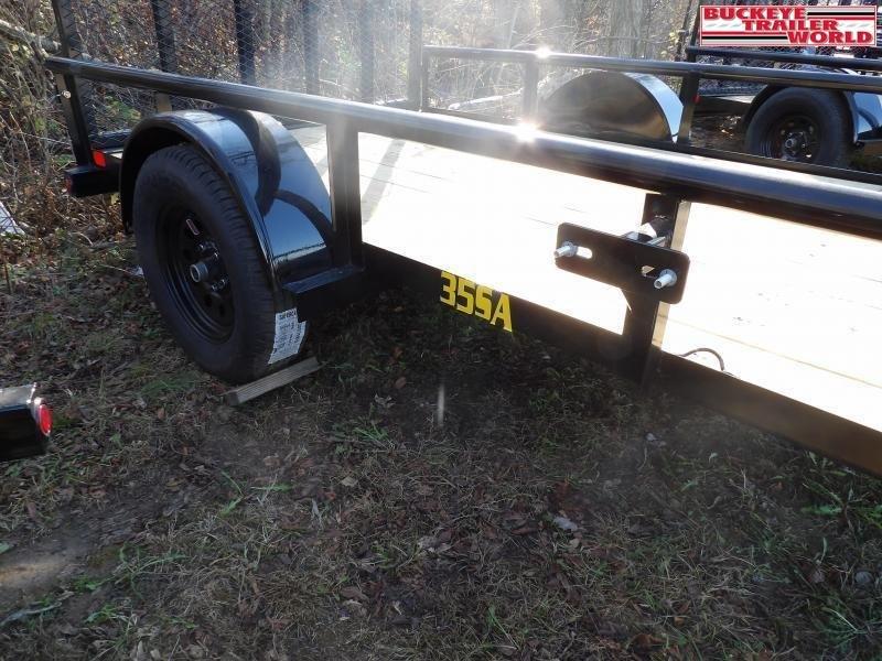2022 Big Tex Trailers 35SA-10 Utility Trailer