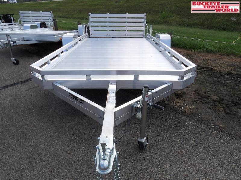 2022 Aluma 7814S-BT Utility Trailer