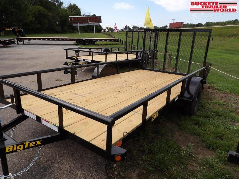 2021 Big Tex Trailers 35SA-14 Utility Trailer