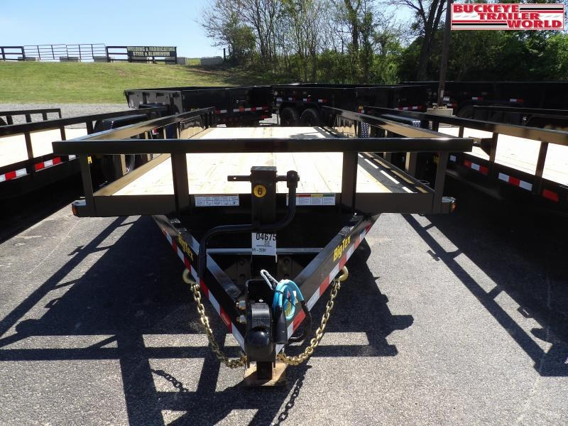 2022 Big Tex Trailers 14PI-20 Equipment Trailer