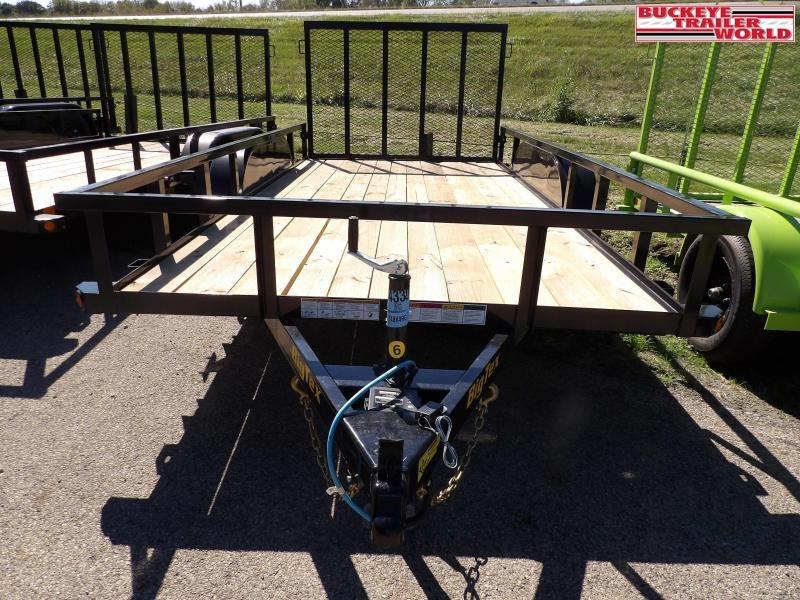 2022 Big Tex Trailers 60PI-14 Utility Trailer