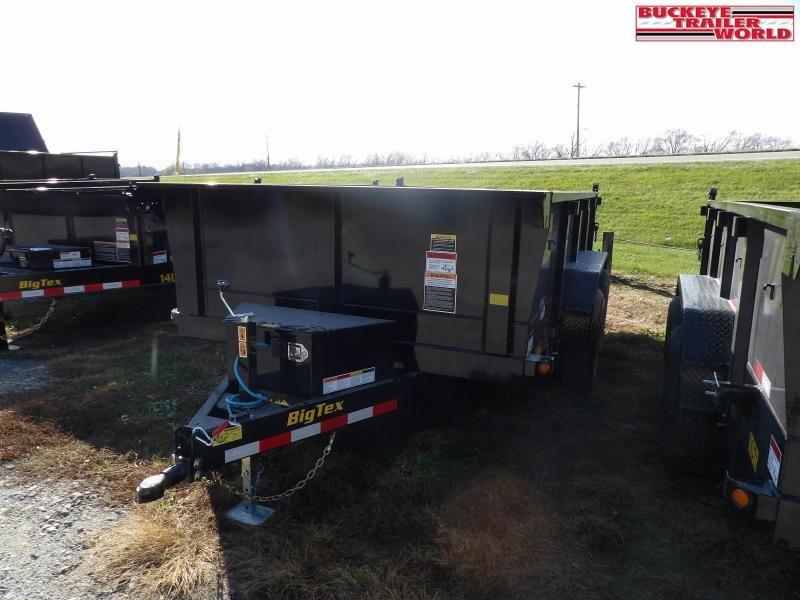 """2021 Big Tex Trailers 10SR-83""""x12XL Dump Trailer"""