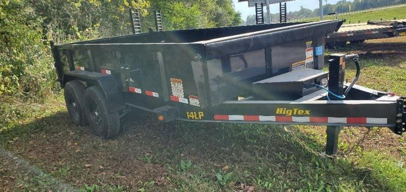 2022 Big Tex Trailers 14LP-14 Dump Trailer