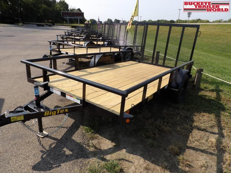 2021 Big Tex Trailers 35SA-12 Utility Trailer
