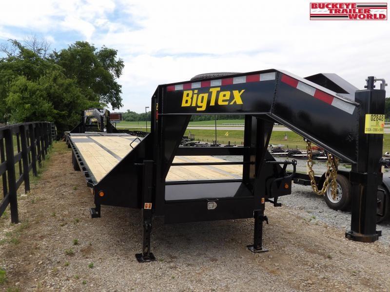 2020 Big Tex Trailers 22GN-35+5 Flatbed Trailer