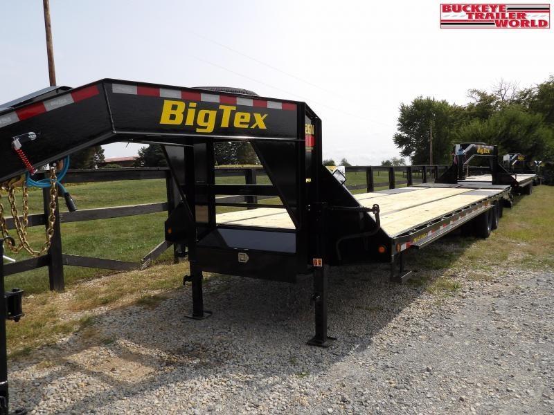 2021 Big Tex Trailers 22GN-30+5MR Equipment Trailer